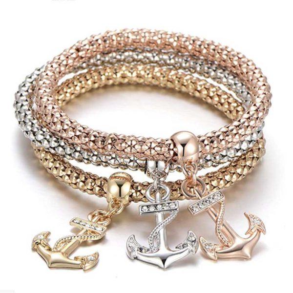 bracciale-fashion-con-ancore-e-cristalli-2